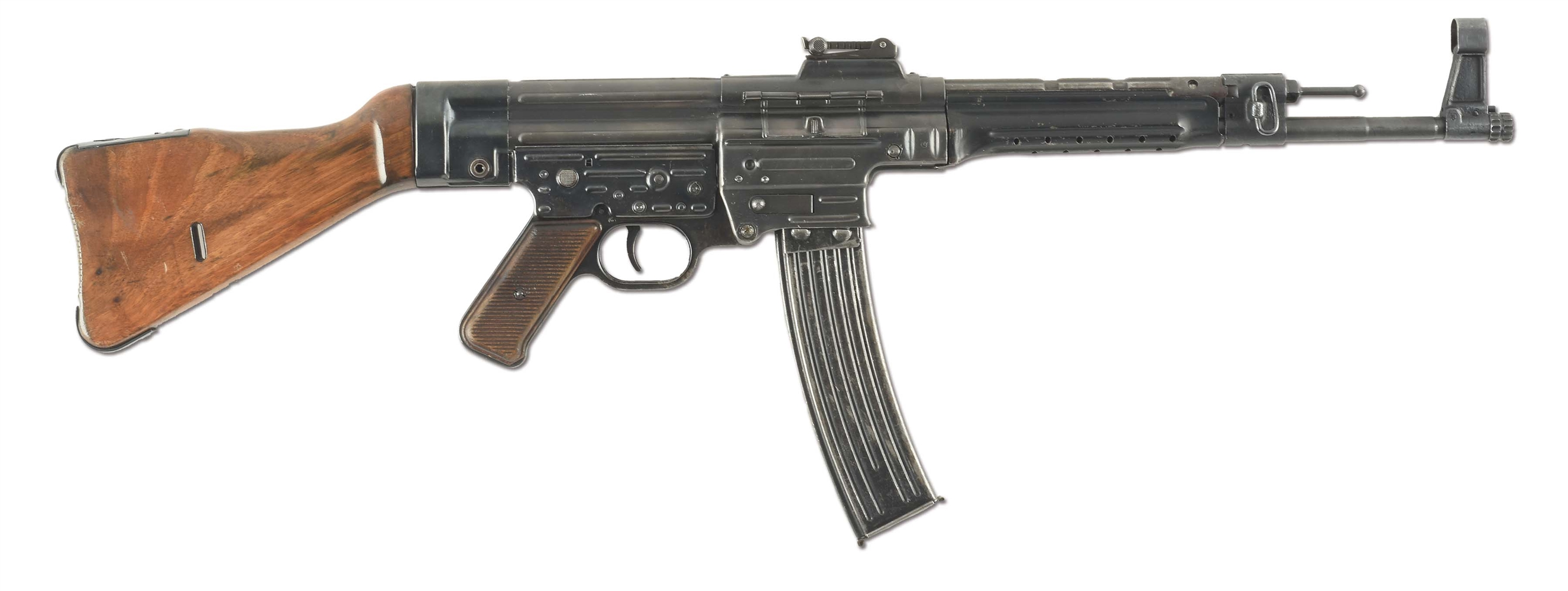 (N) HIGHLY DESIRABLE GERMAN MP-44 MACHINE GUN (CURIO AND RELIC).