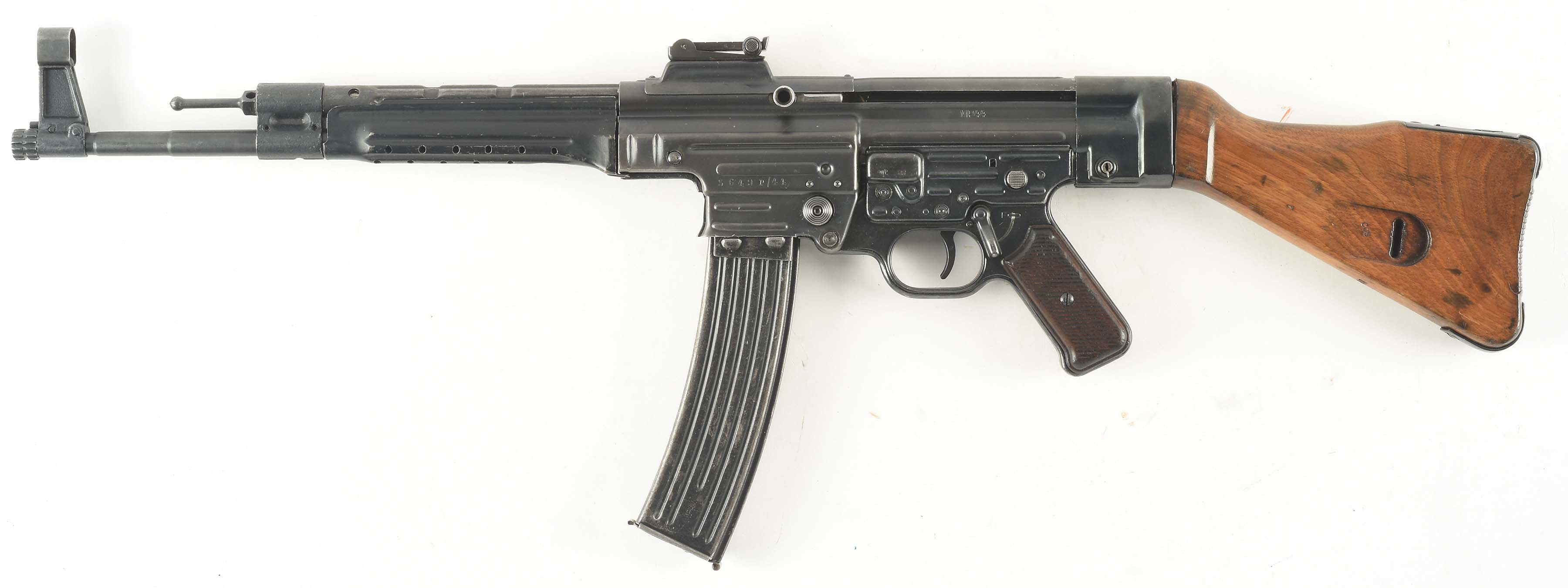 Lot Detail - (N) HIGHLY DESIRABLE GERMAN MP-44 MACHINE GUN