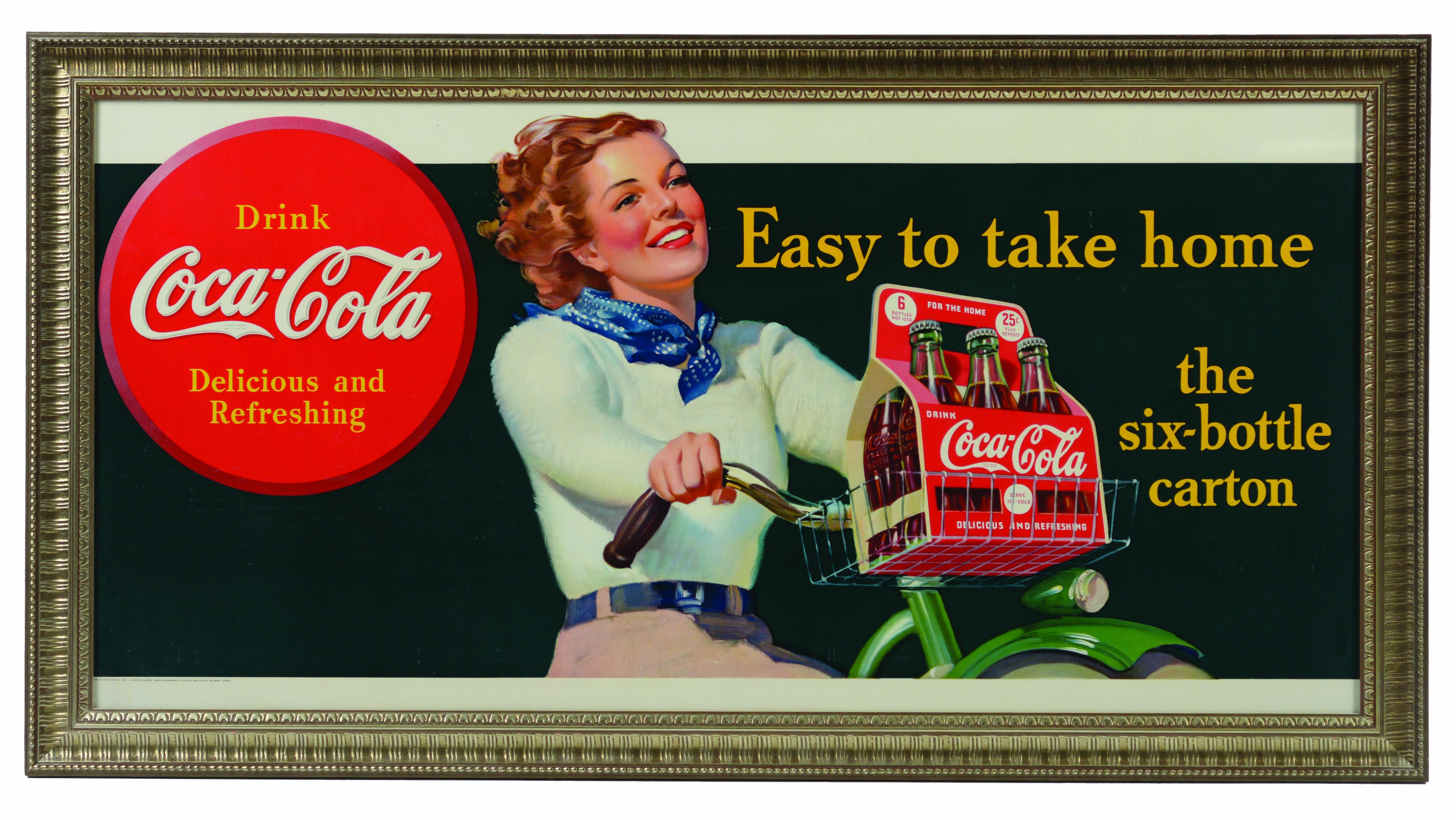 Auktion - The John & Charlotte Yarbrough Coca-Cola