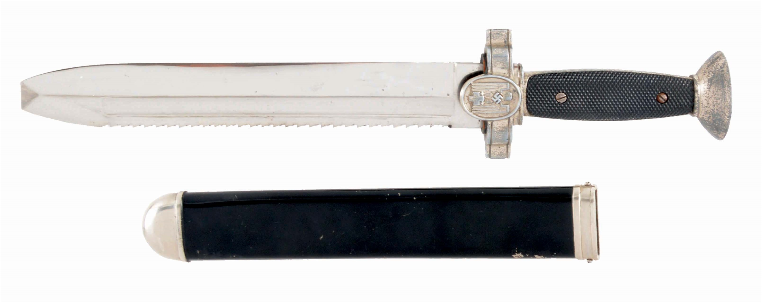 THIRD REICH RED CROSS HEWER DAGGER