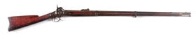 (A) SPRINGFIELD MODEL 1855 RIFLED MUSKET, DATED 1858.