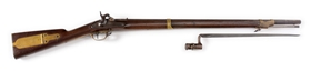 (A) 1841 TRYON MISSISSIPPI RIFLE.