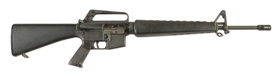 (N) EXCEPTIONAL NEAR MINT UNFIRED CLASSIC MILITARY CONFIGURATION COLT M16A1 MACHINE GUN (FULLY TRANSFERABLE).