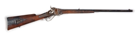 "(A) SHARPS MODEL 1874 ""A"" SPORTING RIFLE"