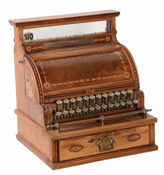 NATIONAL CASH REGISTER CO. MODEL #2.