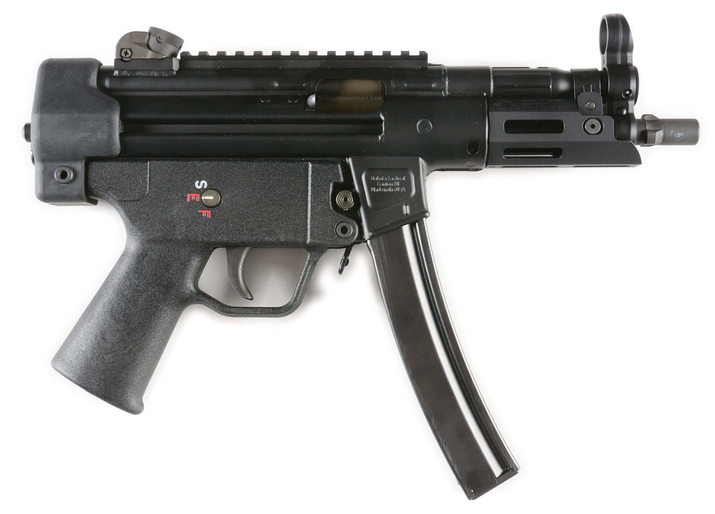 (M) DAKOTA TACTICAL D54R MP5 STYLE CLONE SEMI-AUTOMATIC PISTOL.