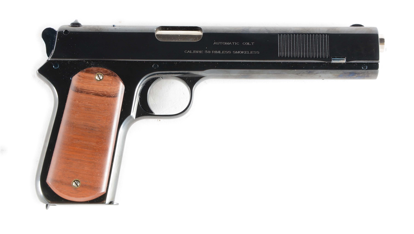 (C) AS NEW COLT 1902 SPORTING MODEL SEMI AUTOMATIC PISTOL (1903).