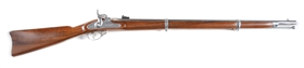 (A) NEAR MINT COLT 1861 REPRODUCTION PERCUSSION RIFLE.