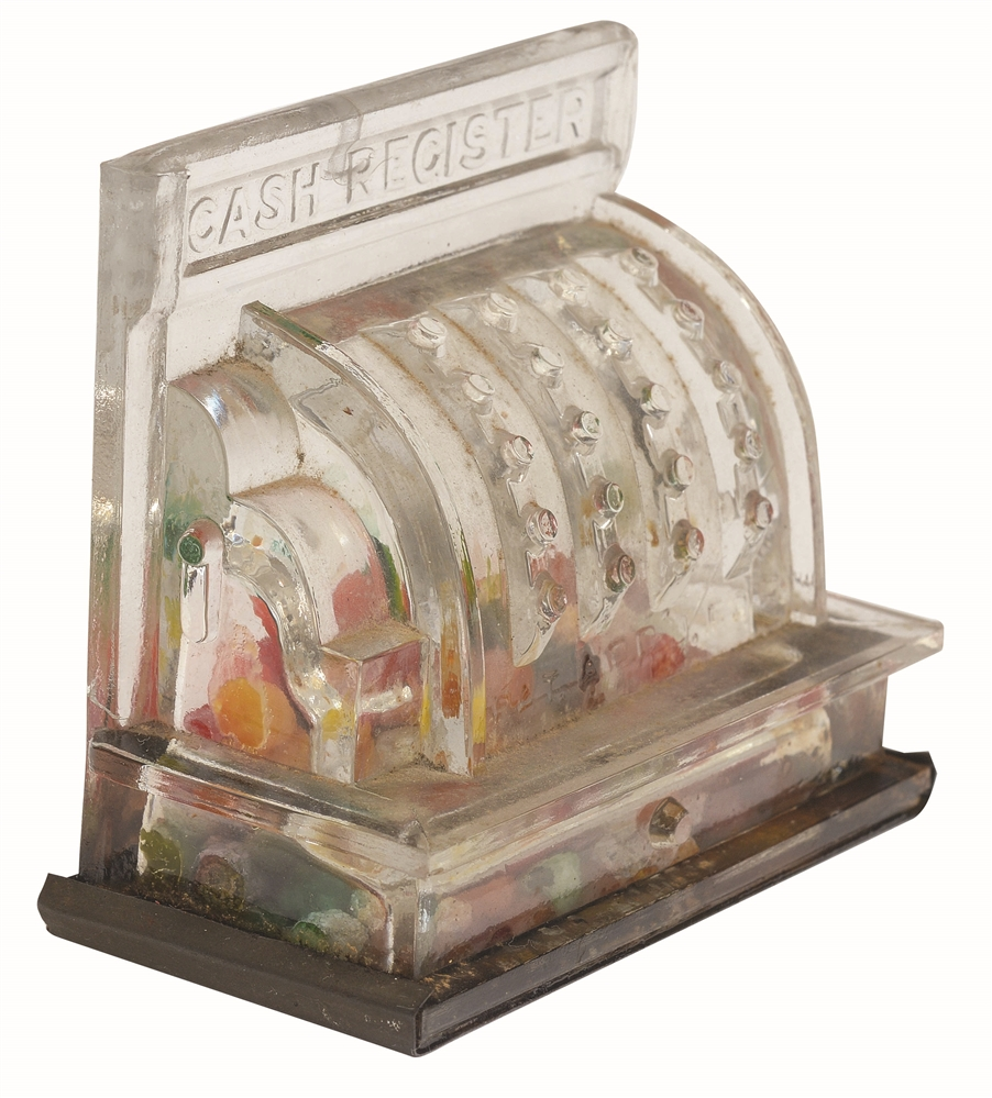 Cash Register Candy Container.