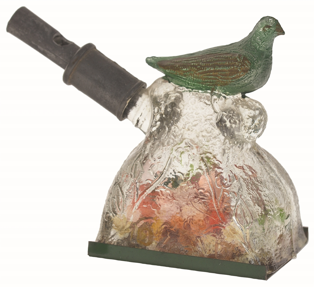 Bird on Mound Candy Container.