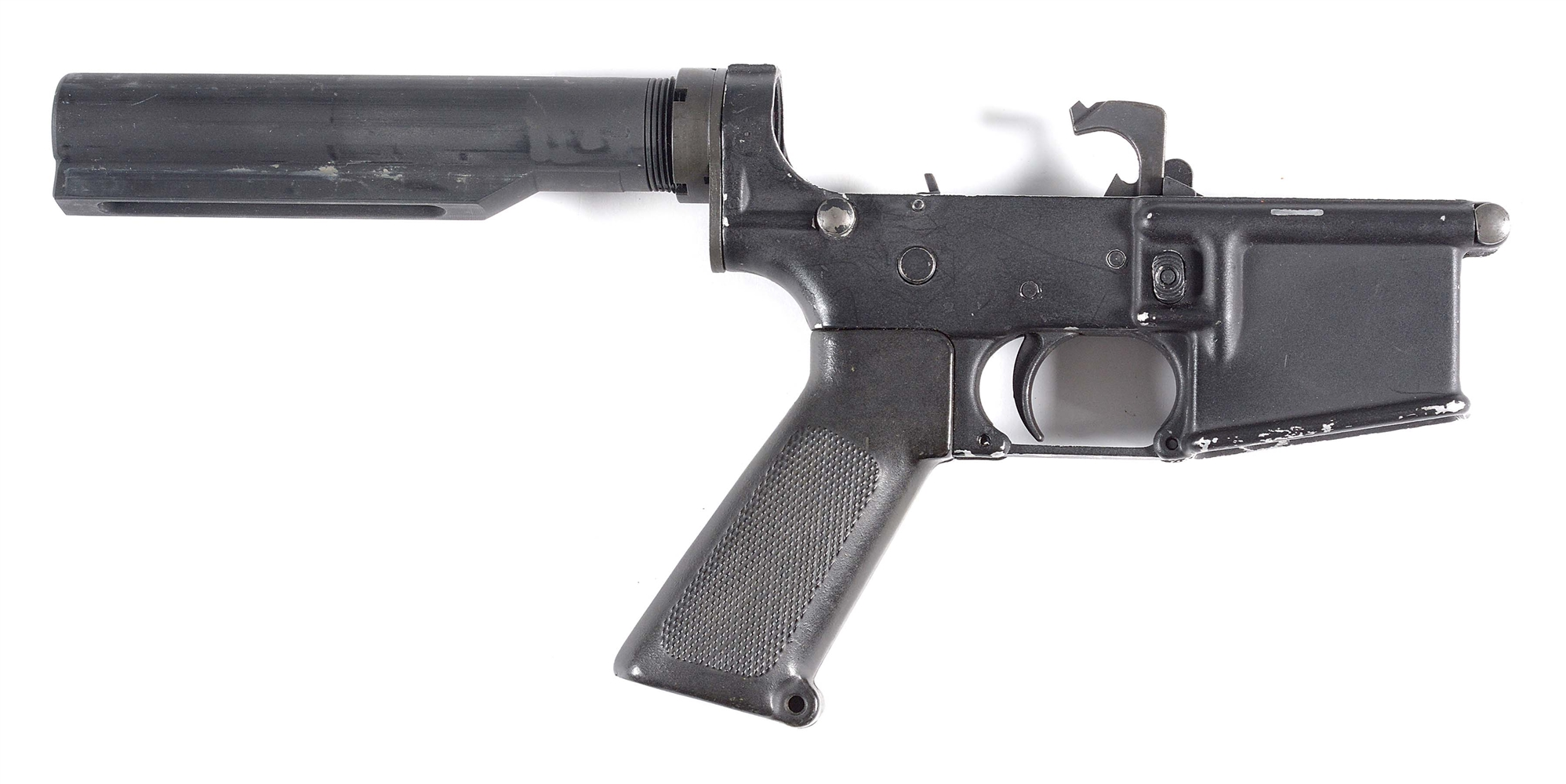 (N) ROCK ISLAND ARMORY REGISTERED XM-15A1 (M16A1) LOWER MACHINE GUN ASSEMBLY ONLY (FULLY TRANSFERABLE).