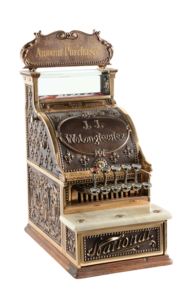 NATIONAL CASH REGISTER CO. MODEL #5.