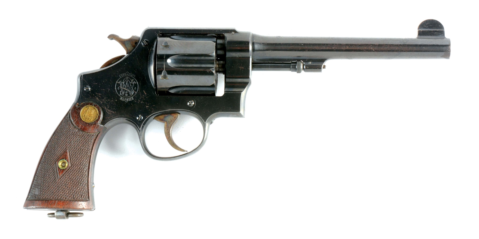 (C) SMITH & WESSON .455 MARK II HAND EJECTOR.
