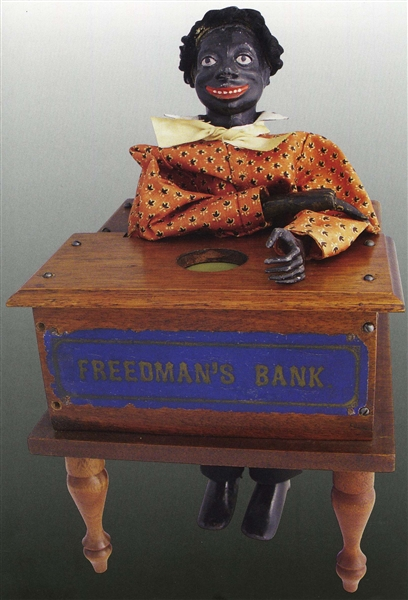 FREEDMANS BANK.