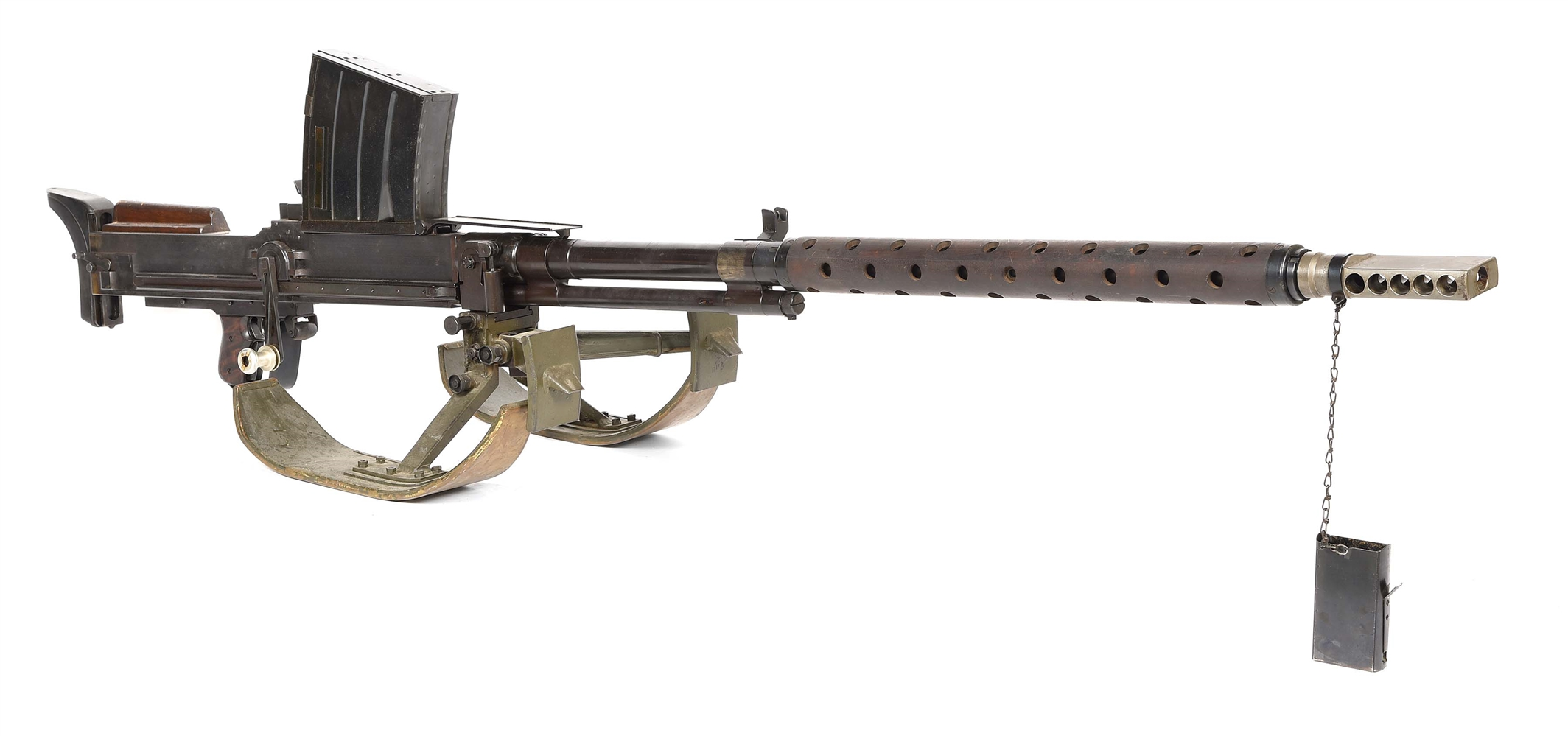 (D) HIGH CONDITION FINNISH LAHTI 20MM ANTI-TANK RIFLE (DESTRUCTIVE DEVICE)(CURIO AND RELIC).