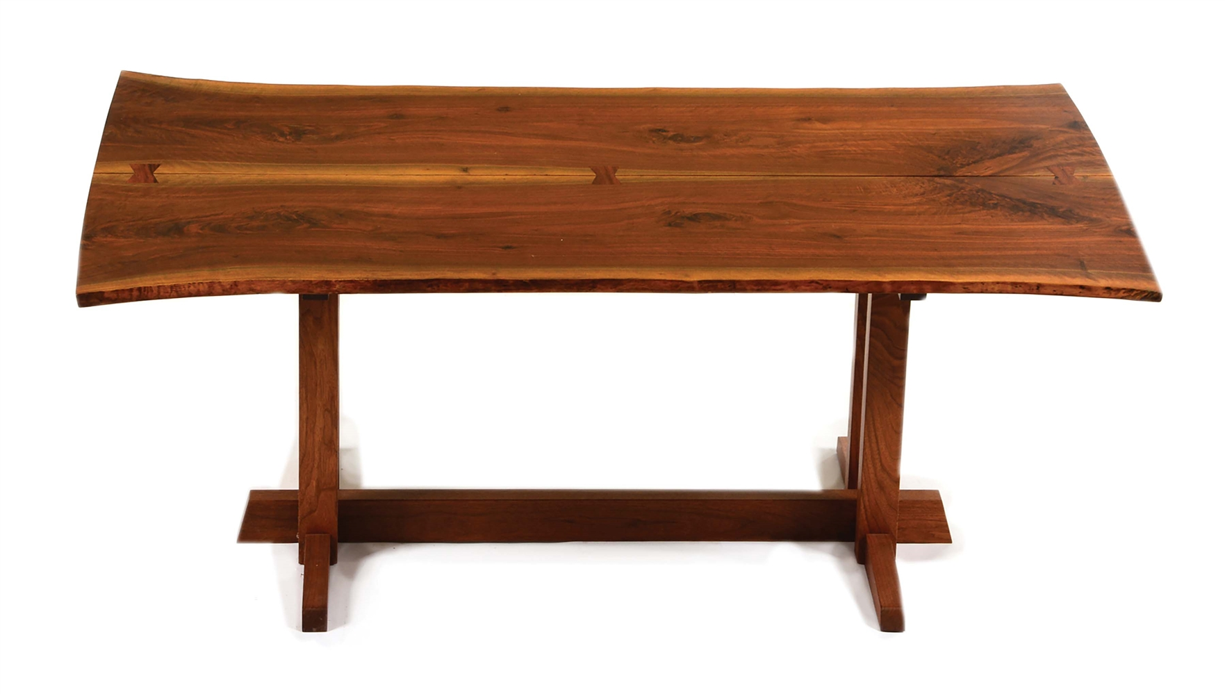 GEORGE NAKASHIMA FRENCHMANS COVE II DINING TABLE