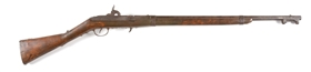 (A) VERY INTERESTING POSSIBLY CONFEDERATE MODEL 1833 HALL CARBINE.