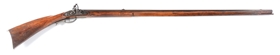 "(A) LEHIGH COUNTY FLINTLOCK ""BUCK AND BALL"" RIFLE."