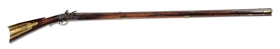 (A) WILLIAM HENRY MARKED KENTUCKY RIFLE.
