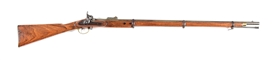 (A) ENFIELD MODEL 1853 TOWER PERCUSSION RIFLE.