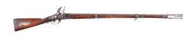(A) SPRINGFIELD MODEL 1816 .69 FLINTLOCK RIFLE.