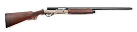 (M) BENELLI LEGACY 28 SEMI AUTOMATIC SHOTGUN WITH CASE AND BOX.