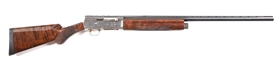 (M) BROWNING DUCKS UNLIMITED 1987 50TH ANNIVERSARY EDITION A5 SEMI AUTOMATIC SHOTGUN.
