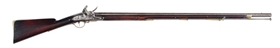 (A) A RARE FLINTLOCK MUSKET OF THE HONOURABLE ARTILLERY COMPANY OF LONDON, C. 1803.