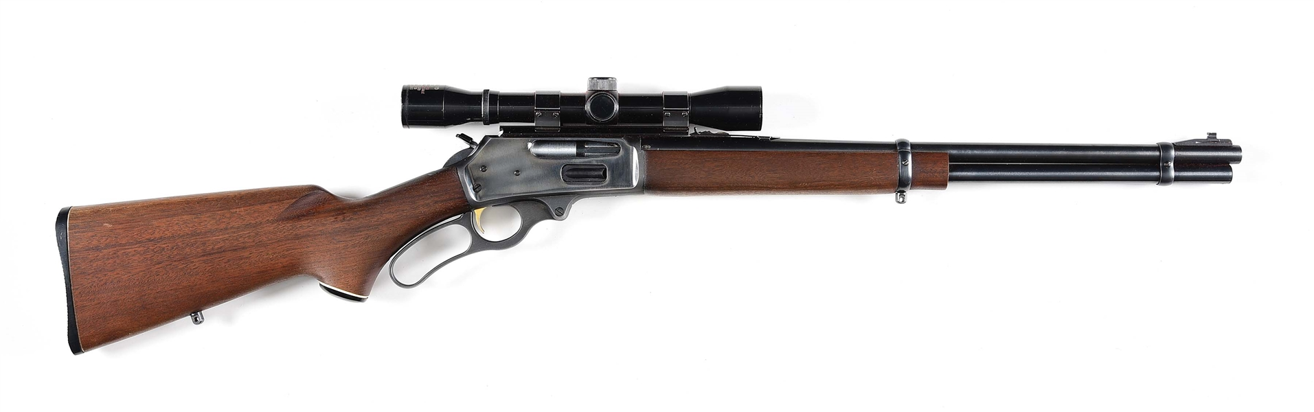 (C) MARLIN MODEL 336 .35 REMINGTON LEVER ACTION RIFLE (1965).