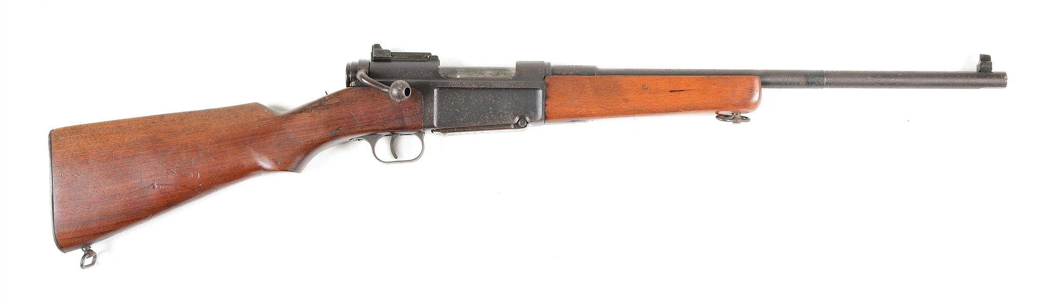 (C) ST. ETIENNE MAS 36 SPORTER BOLT ACTION RIFLE.
