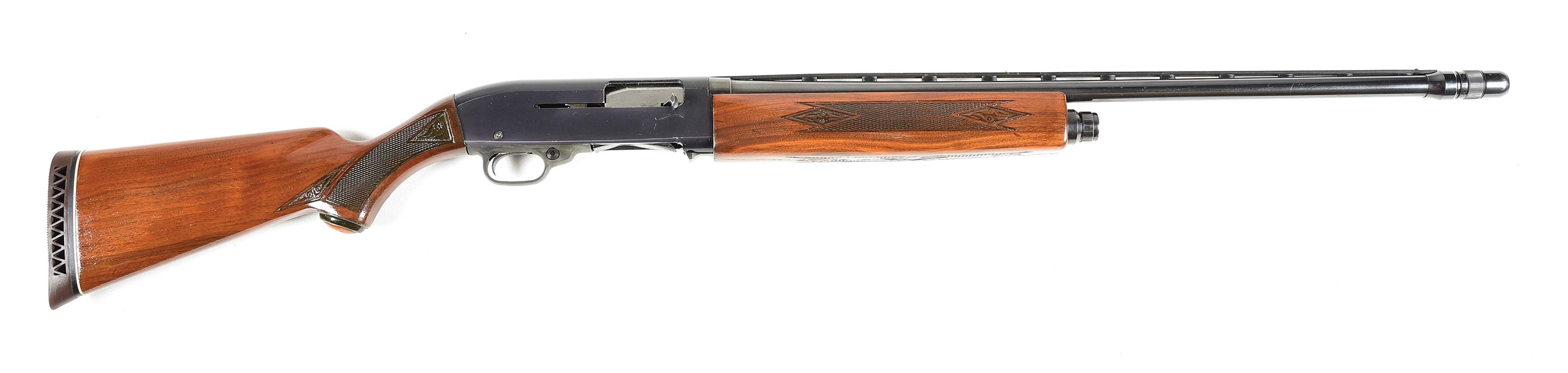(C) SEARS ROEBUCK TED WILLIAMS M300 12 BORE SEMI-AUTOMATIC SHOTGUN.
