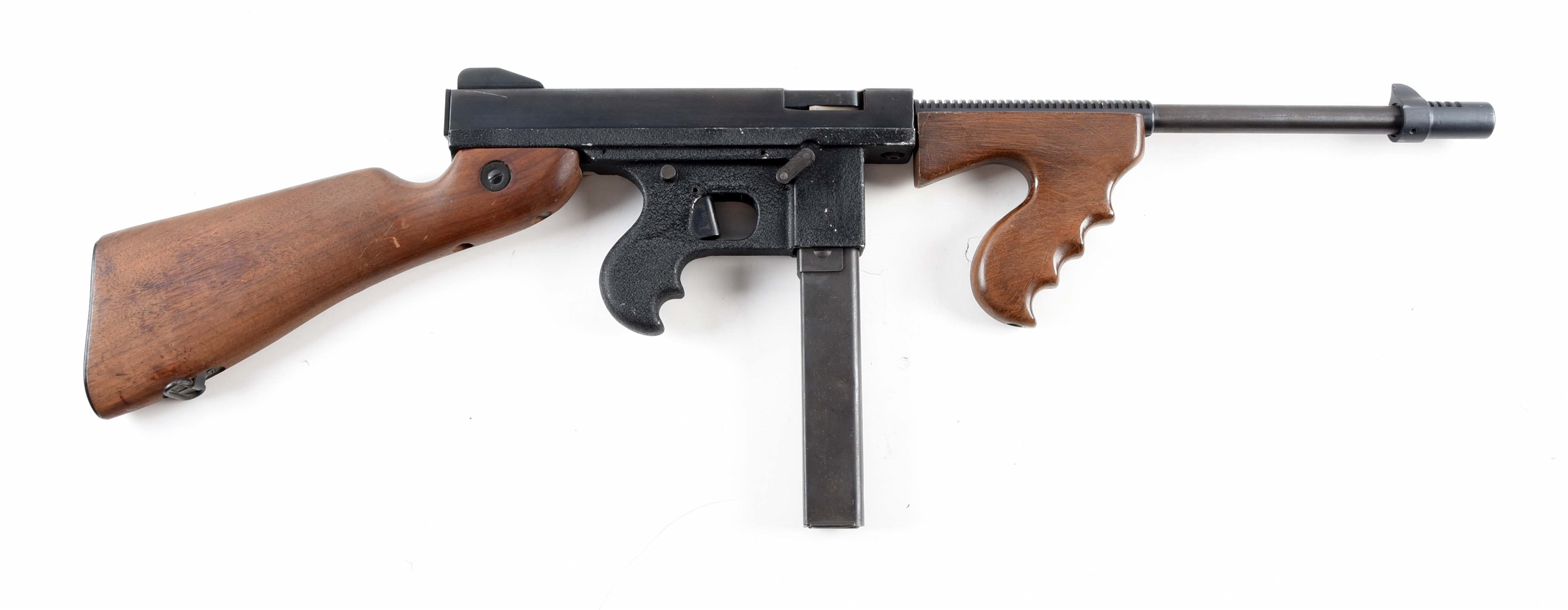 (M) VOLUNTEER ENTERPRISES COMMANDO MK III SEMI-AUTOMATIC .45 ACP CARBINE.