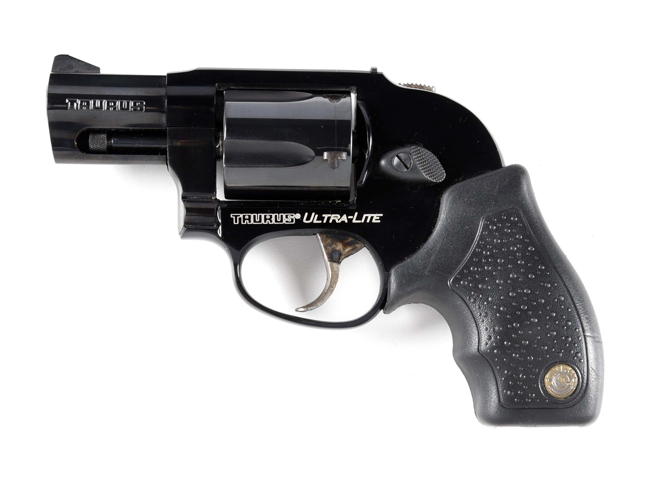 (M) TUARUS ULTRA-LITE DOUBLE ACTION REVOLVER WITH BOX.