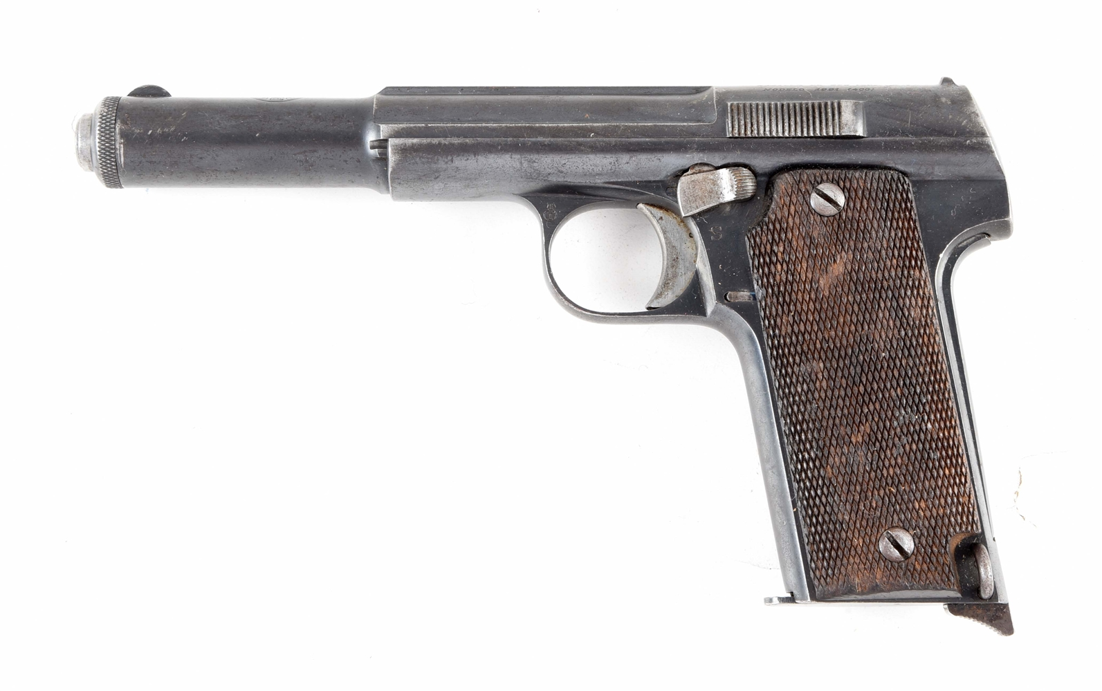 (C) ASTRA MODEL 1921 (400) SEMI-AUTOMATIC PISTOL.