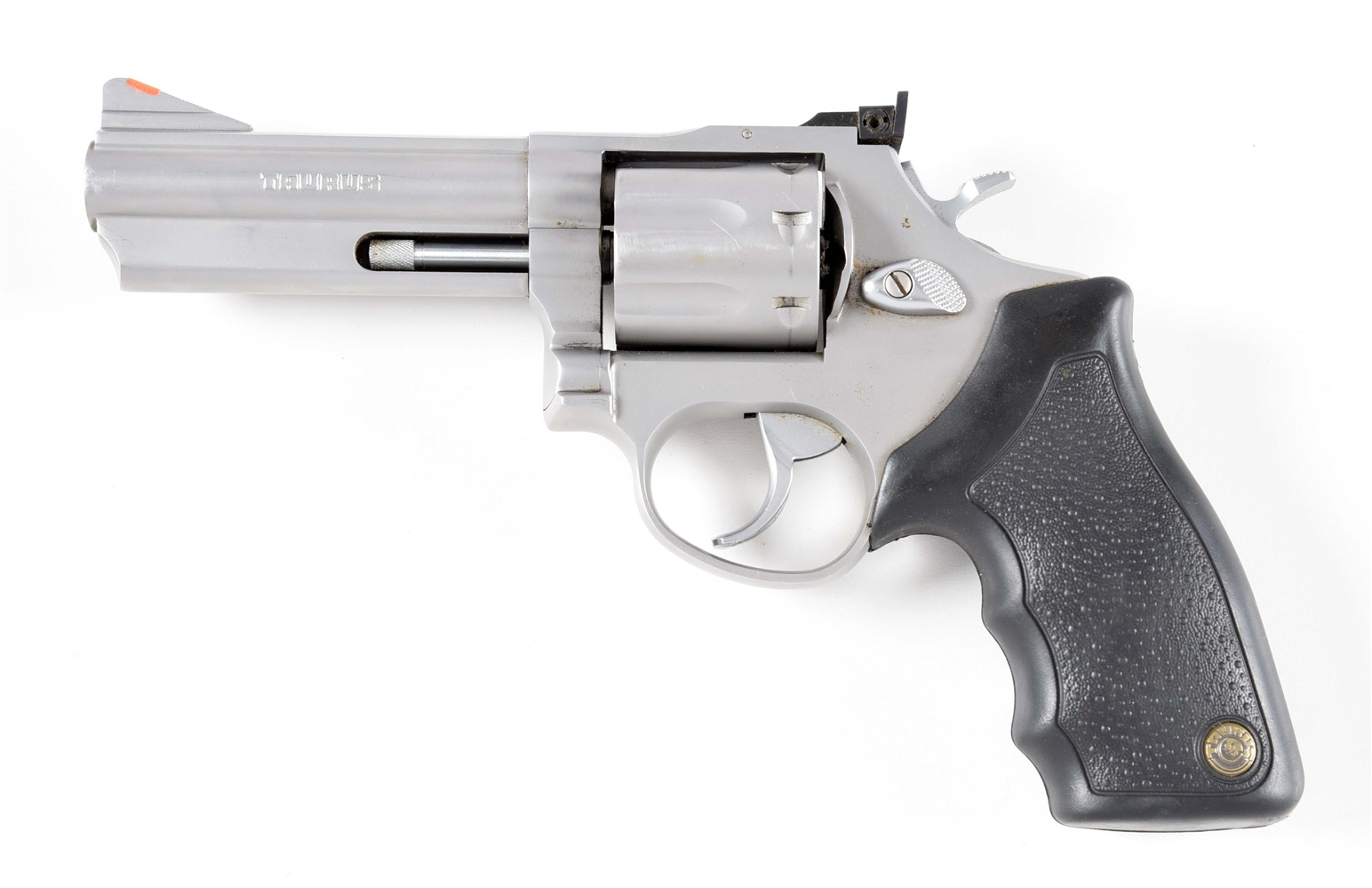 (M) TAURUS MODEL 66 7-SHOT DOUBLE ACTION REVOLVER.