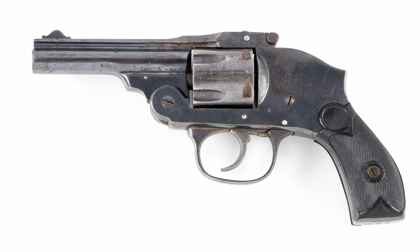 (C) EASTERN ARMS CO. HAMMERLESS DOUBLE ACTION REVOLVER.