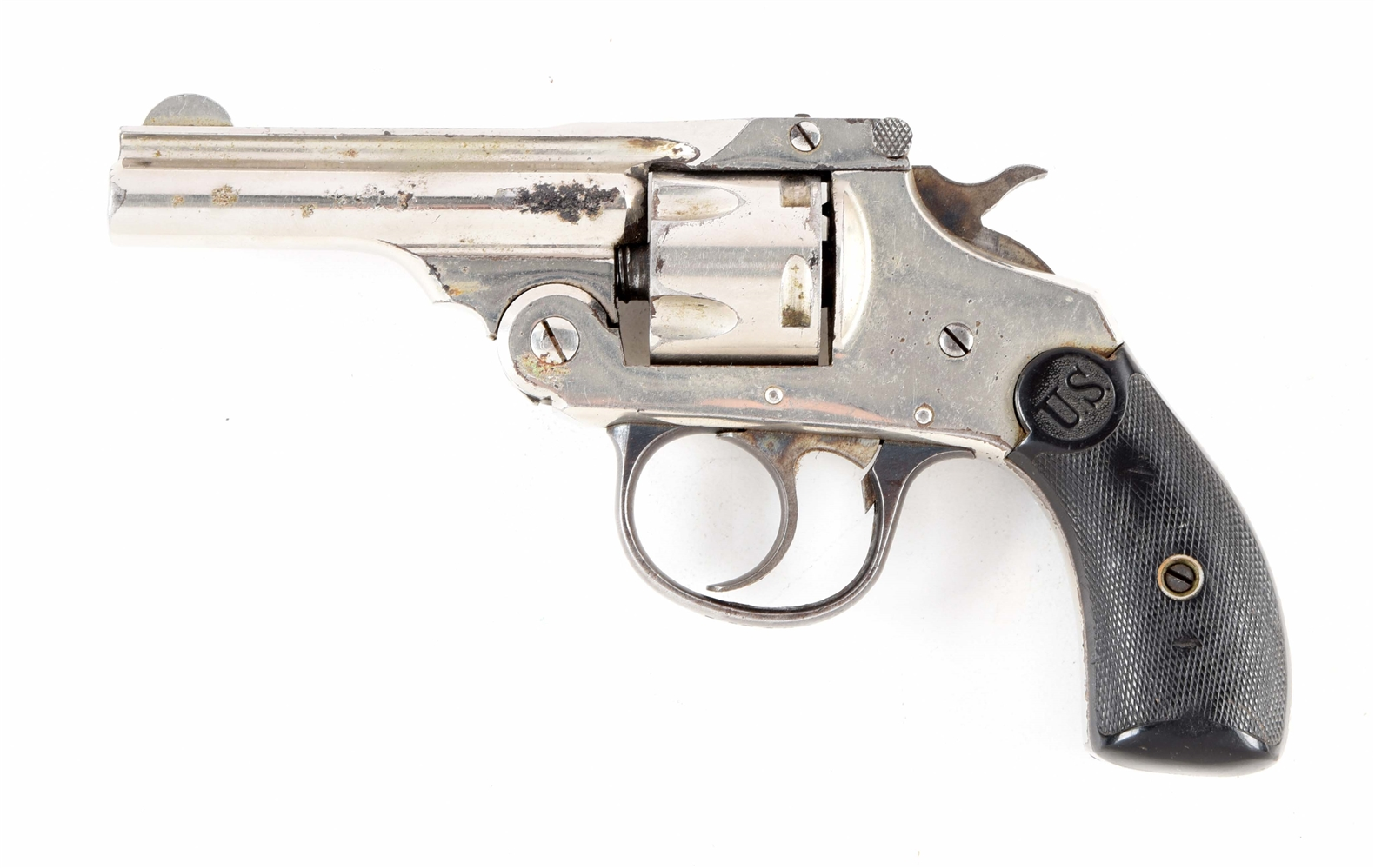 (C) US REVOLVER CO. DOUBLE ACTION REVOLVER.