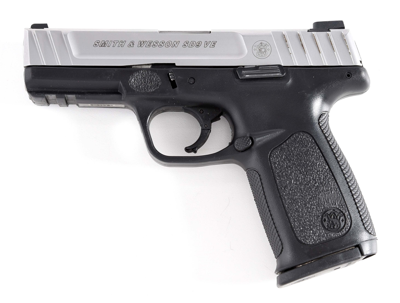 (M) SMITH & WESSON MODEL SD9VE SEMI-AUTOMATIC PISTOL.