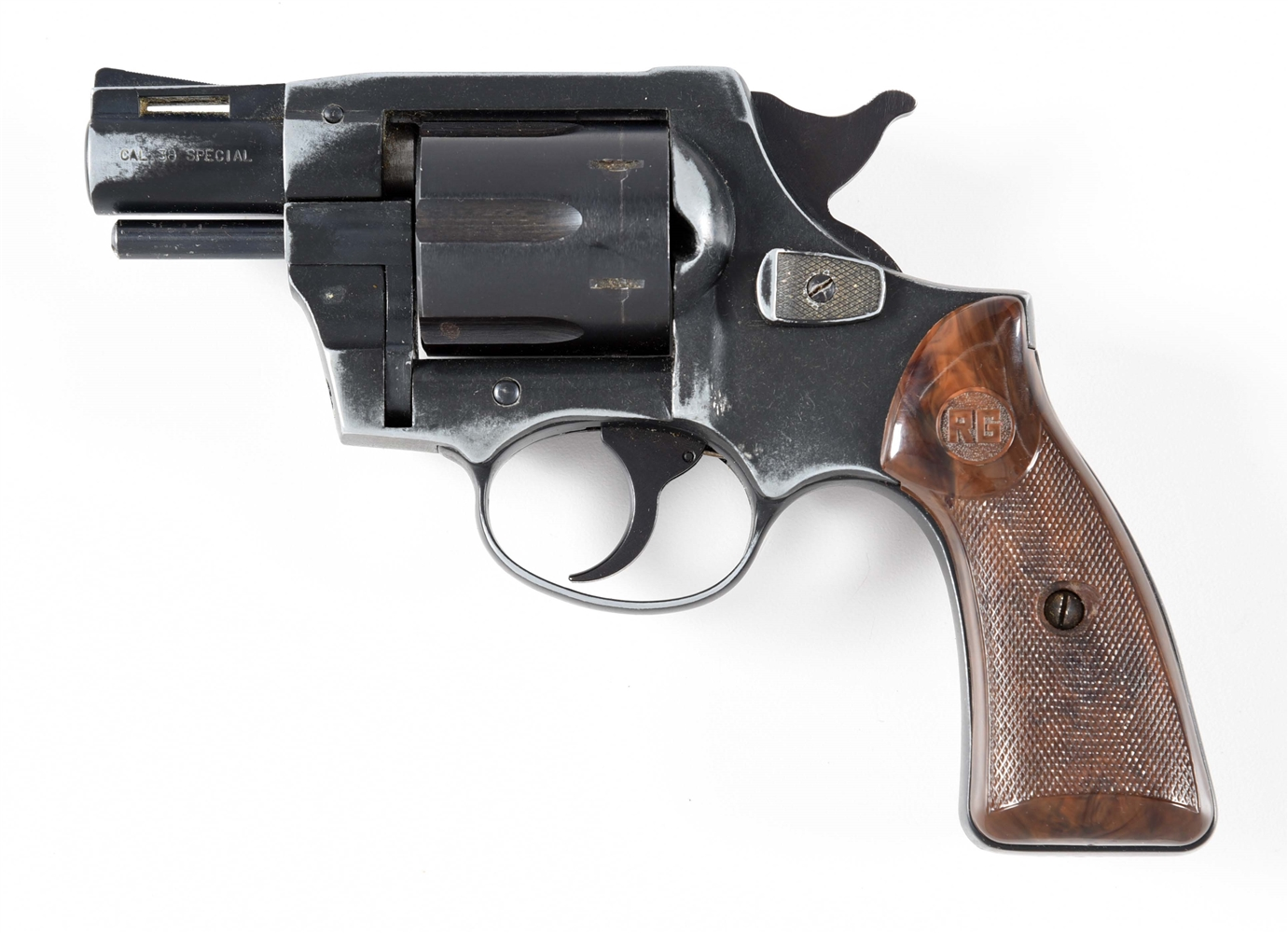 (M) ROEHM RG40 DOUBLE ACTION .38 REVOLVER.