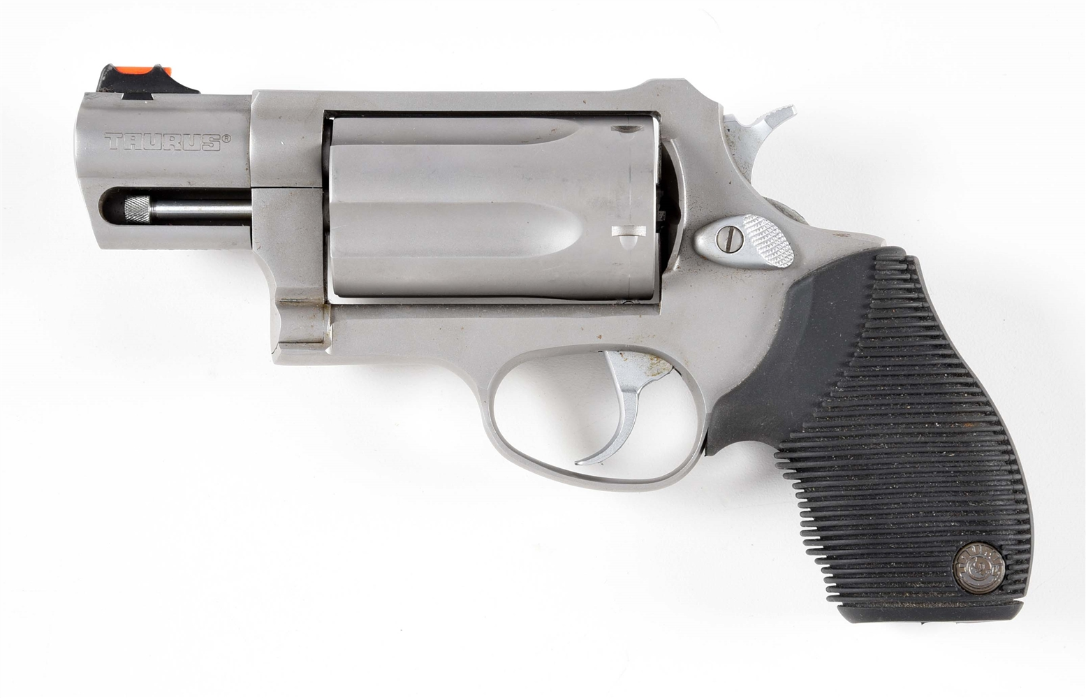 (M) TAURUS PUBLIC DEFENDER DOUBLE ACTION REVOLVER WITH FACTORY BOX.