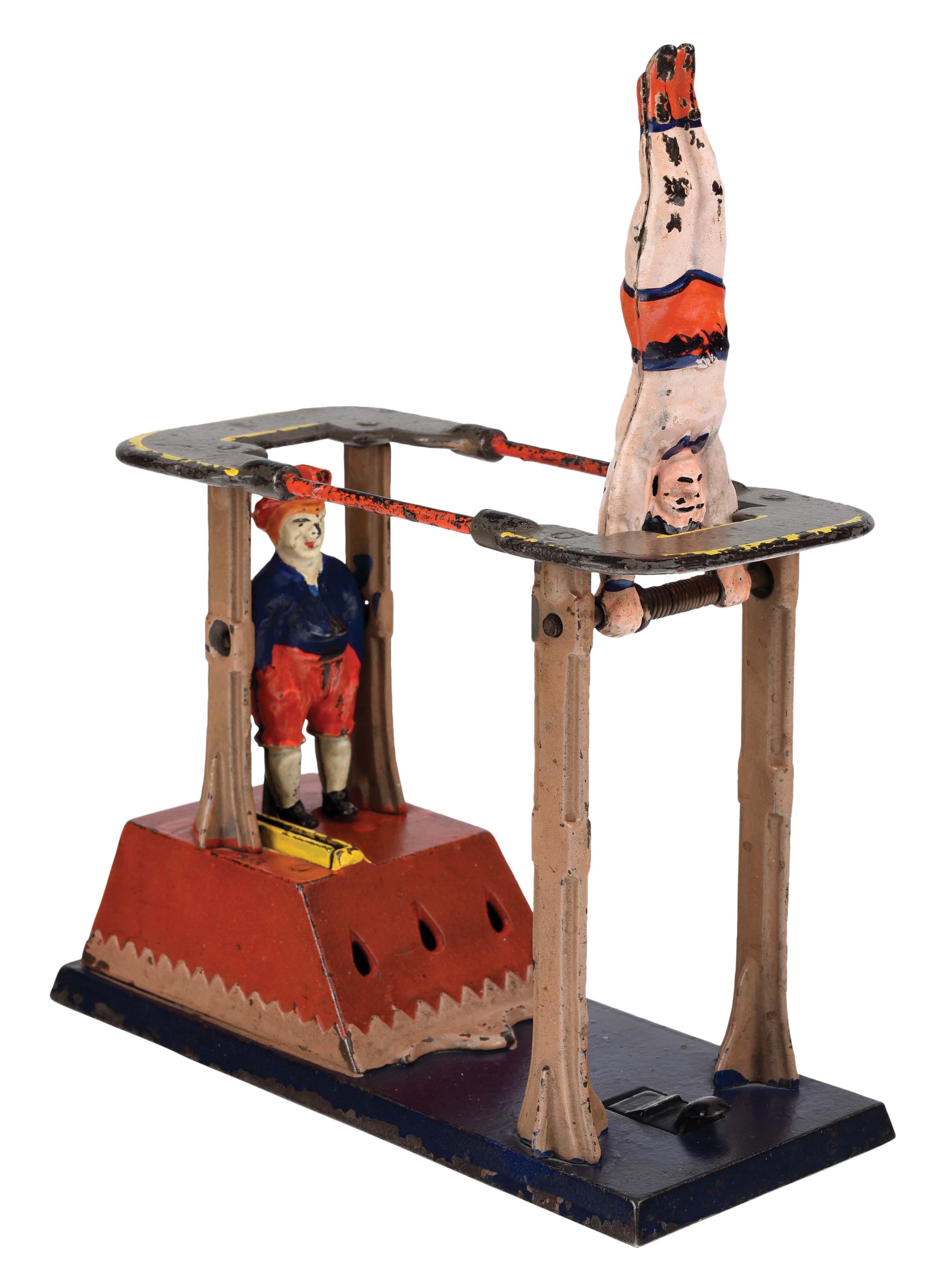 The Bob & Judy Brady Mechanical Bank Collection